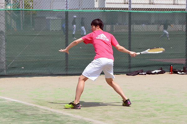 テニス硬式(男子)